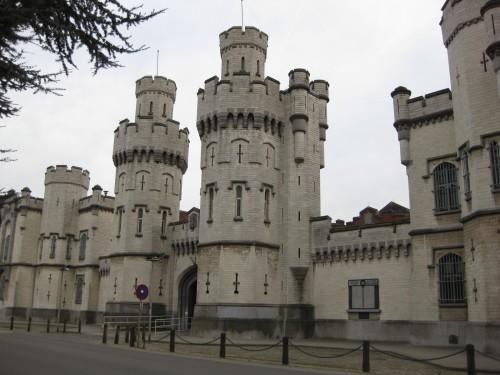 The Prison de St. Gilles